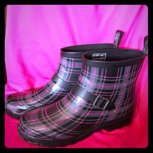 Capelli of New York Ankle Rain Boots
